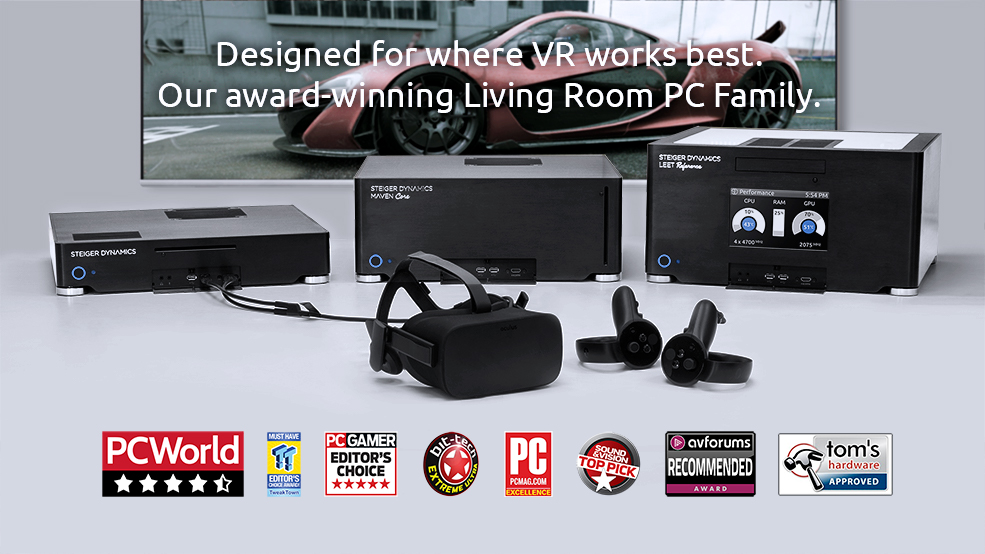 Gaming Pc For Living Room Part - 47: STEIGER DYNAMICS | HTPC, Living Room PCs, Gaming PC, Home Theater PC, Media  Center