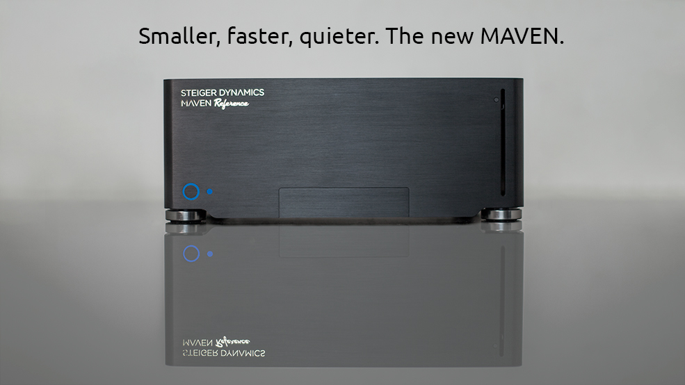 STEIGER DYNAMICS New MAVEN HTPC Living Room PC