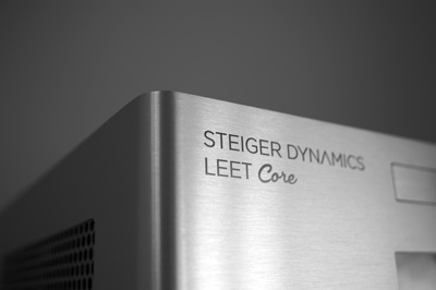 LEET Engineering - Brushed Aluminium Silver
